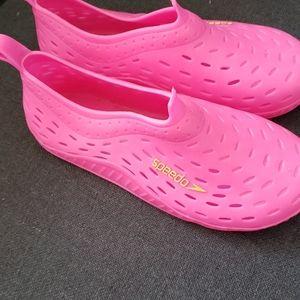3 for $❤New speedo swim slipper girls  9/10